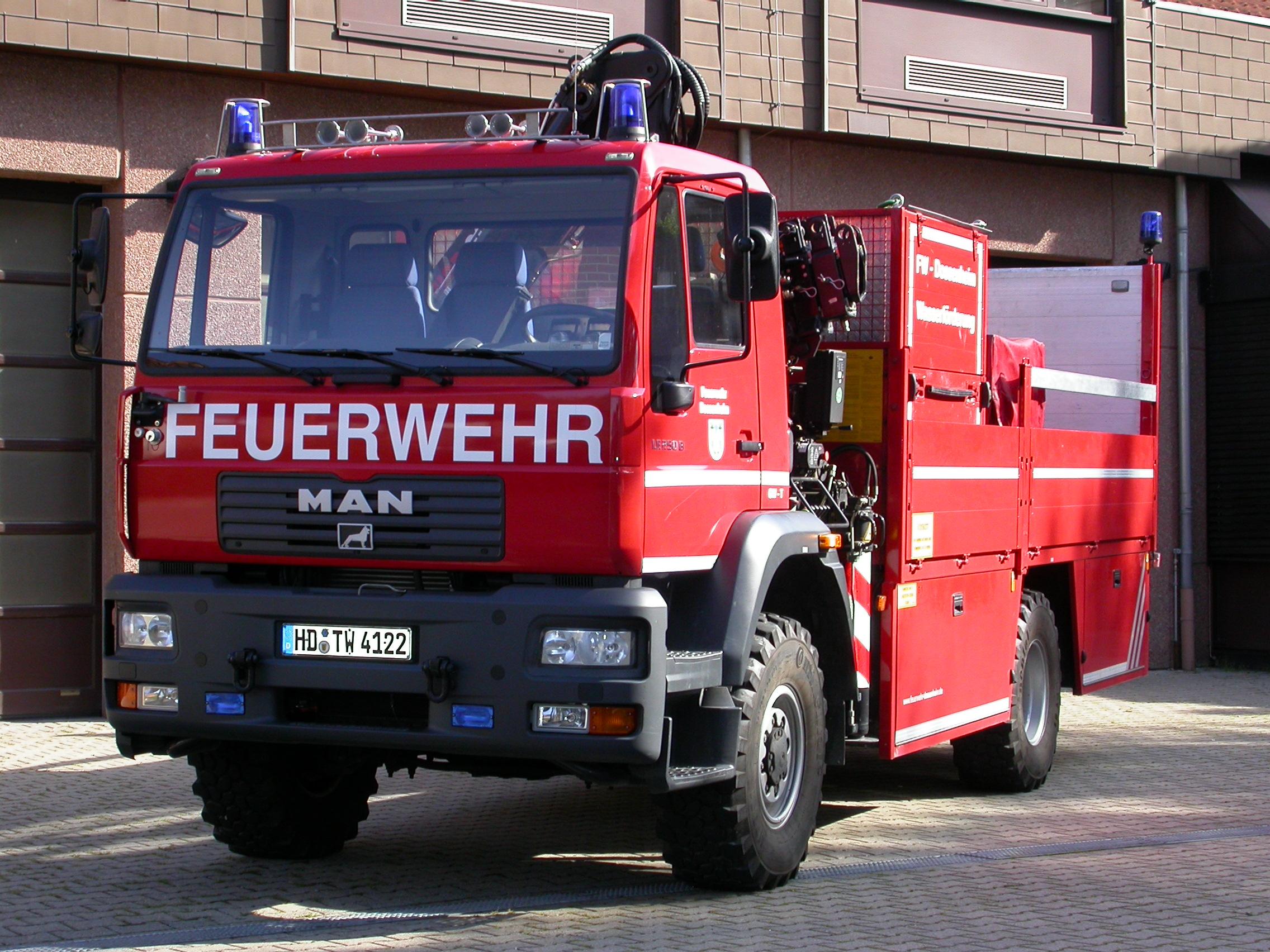 Gerätewagen-Transport GW-T (Dhm 74)