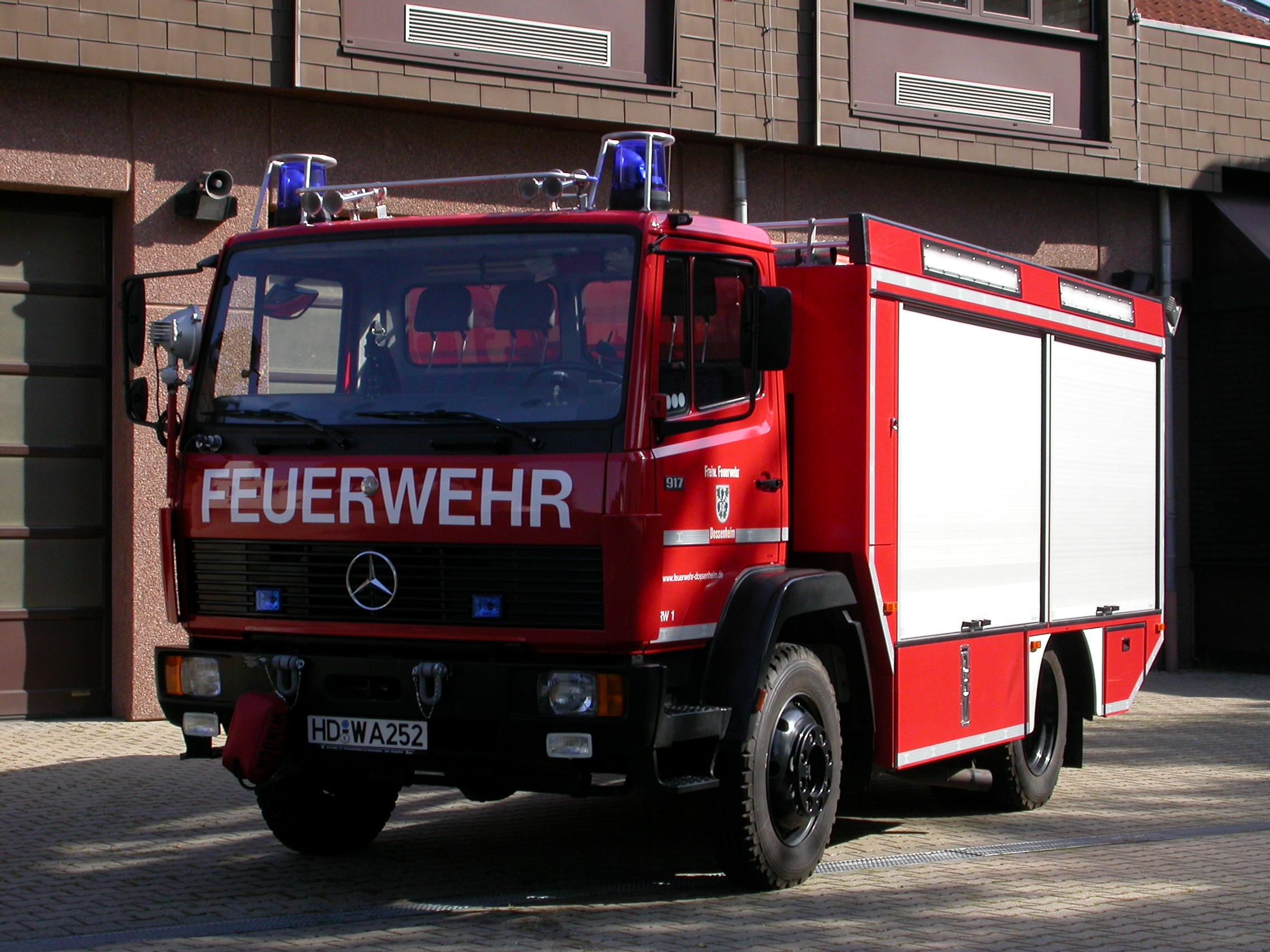 Rüstwagen RW 1 (Dhm 51)