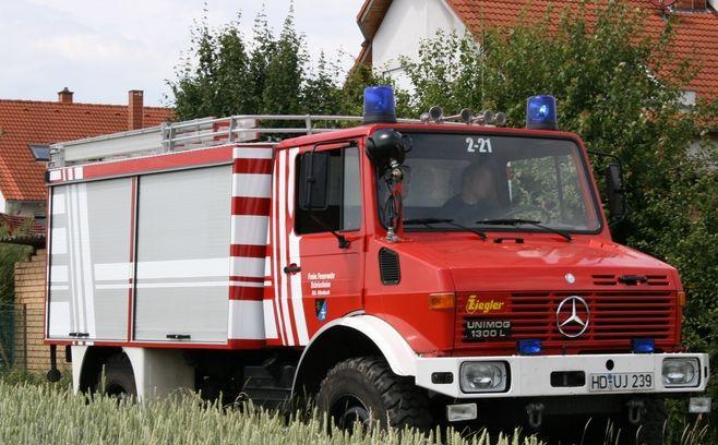 Tanklöschfahrzeug  TLF 8/18 (Schr 2/21)