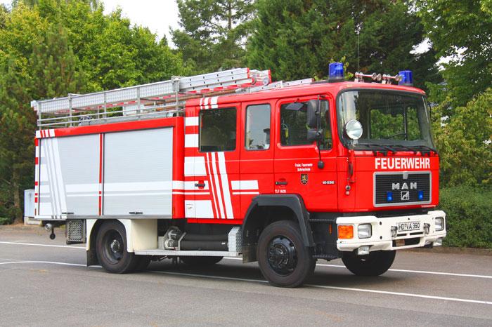 Tanklöschfahrzeug TLF 16/25  (Schr 1/23)